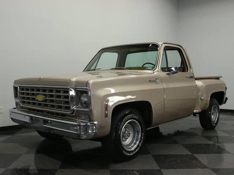 For Sale: 1976 Chevrolet Silverado