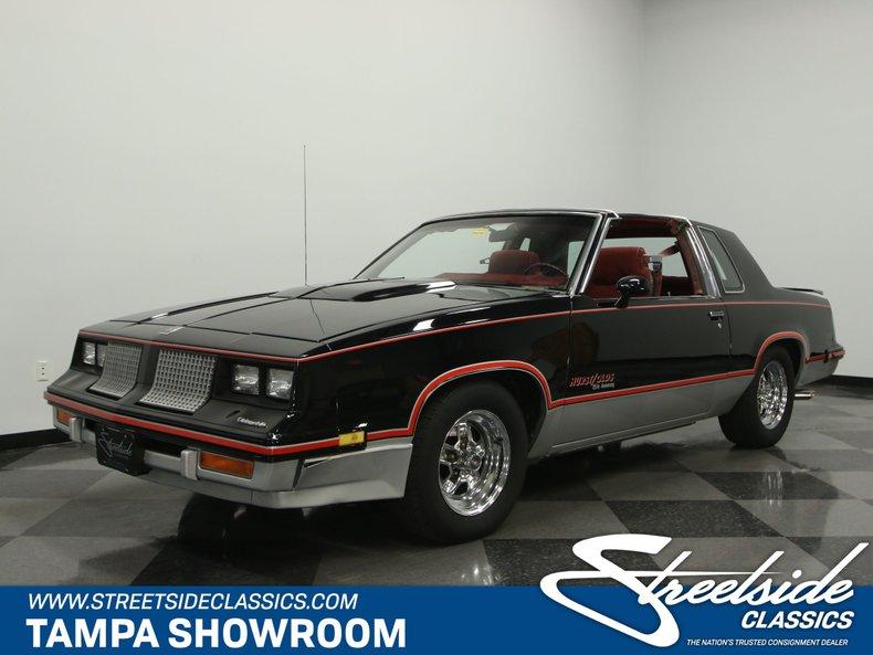 For Sale: 1983 Oldsmobile Cutlass