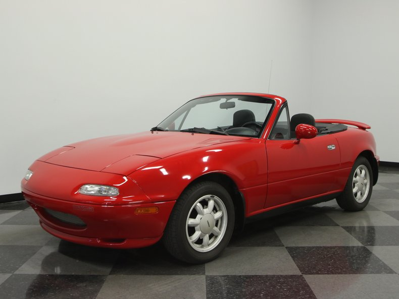 For Sale: 1991 Mazda Miata