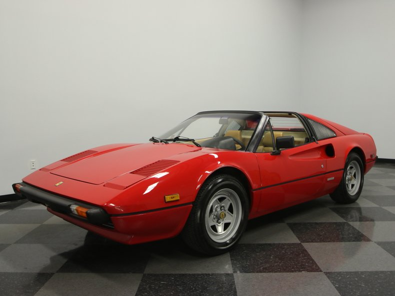 For Sale: 1982 Ferrari 308 GTS