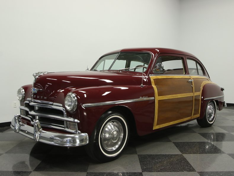 For Sale: 1950 Plymouth Deluxe