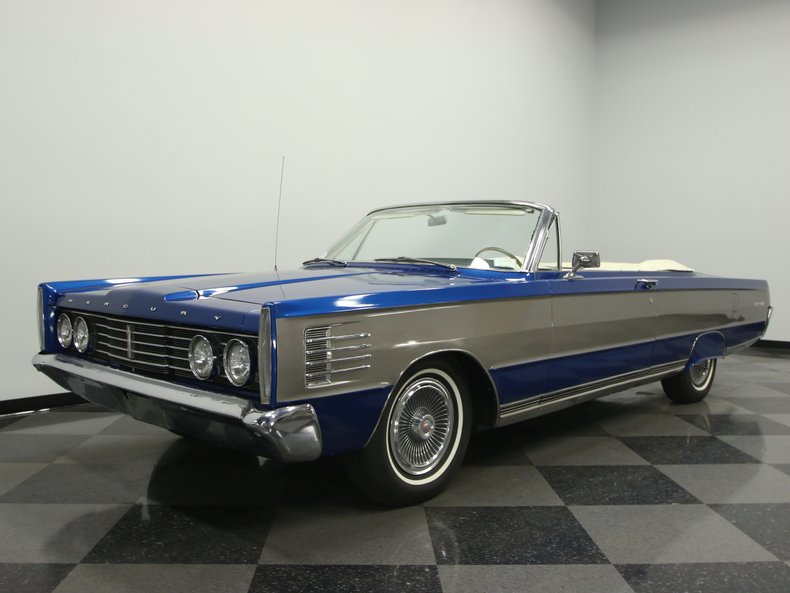 For Sale: 1965 Mercury Parklane