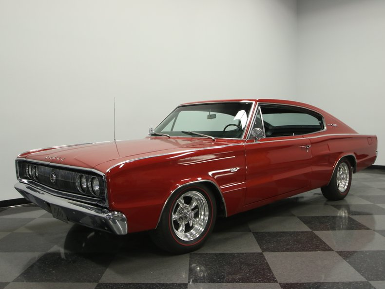For Sale: 1966 Dodge Charger