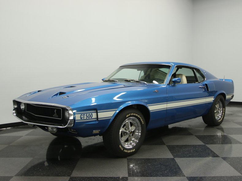 For Sale: 1969 Ford Mustang
