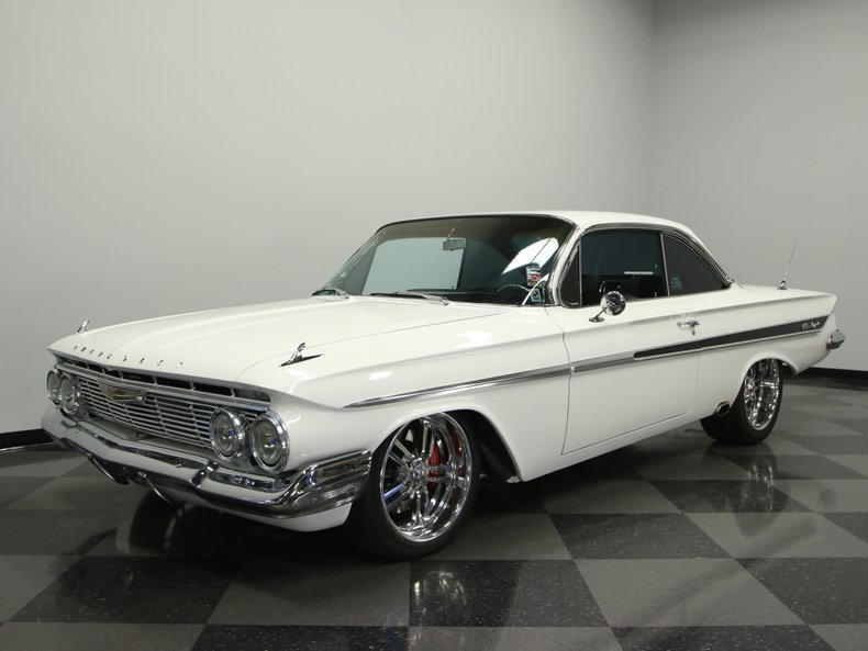 For Sale: 1961 Chevrolet Impala
