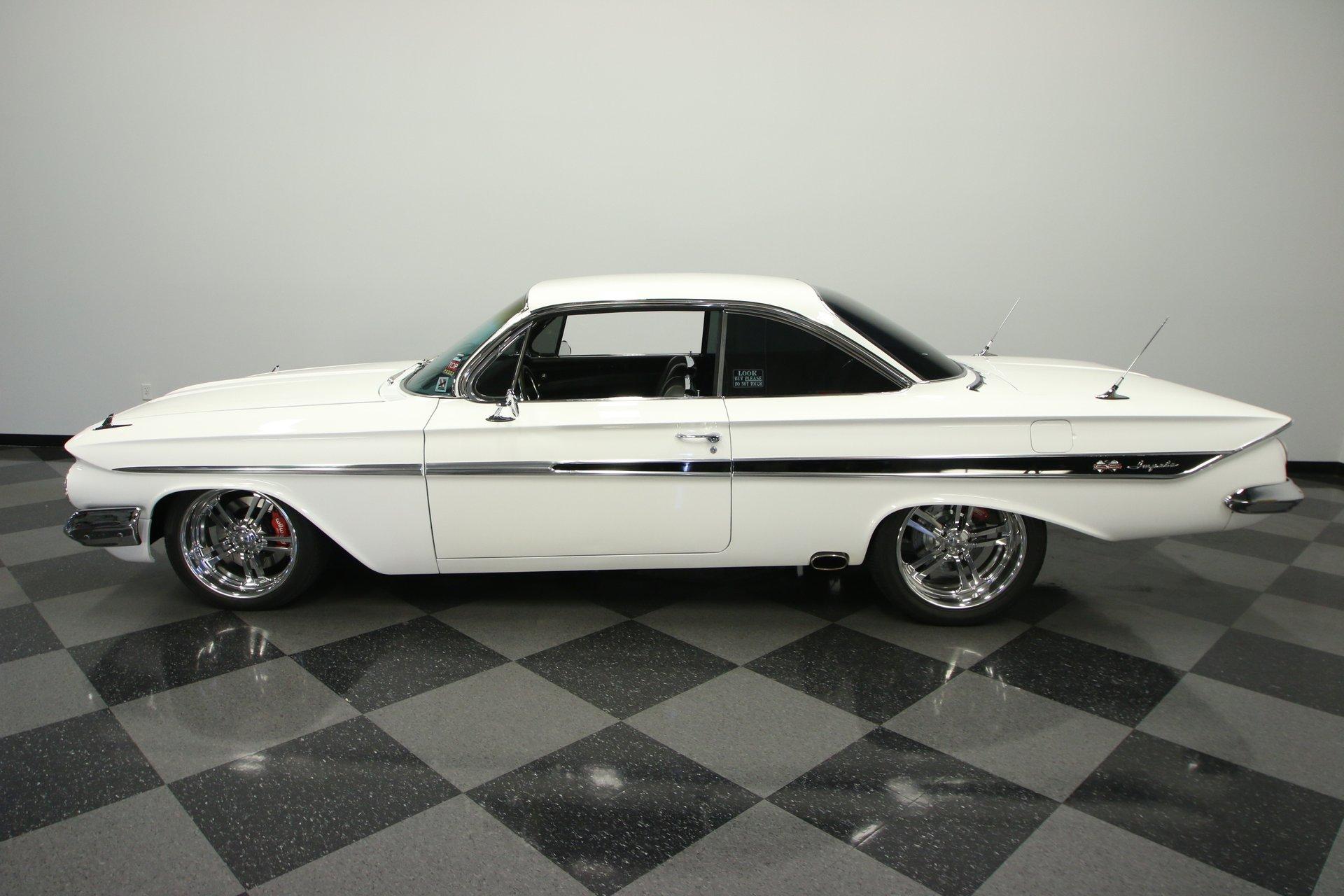 1961 chevrolet impala ss pro touring