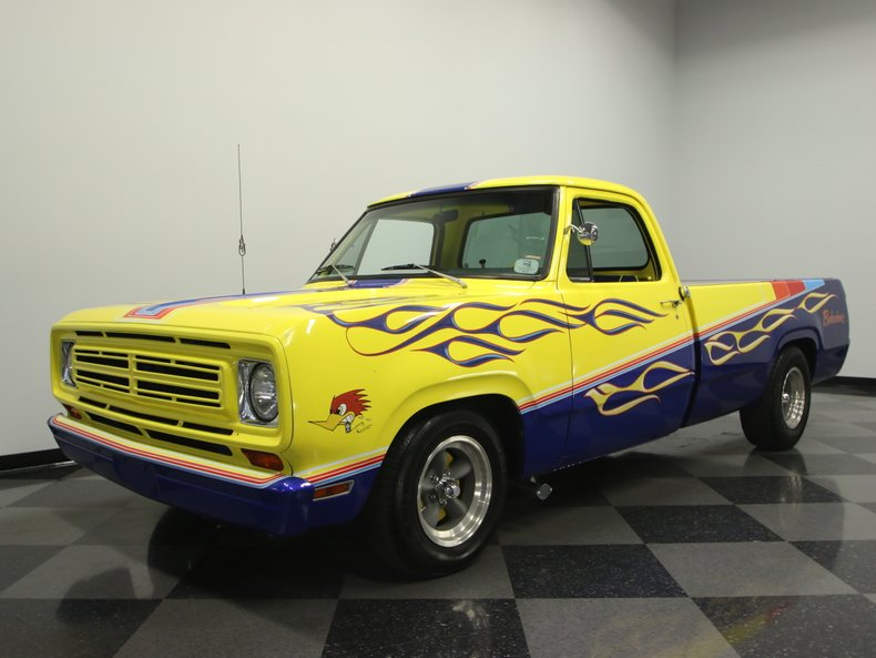 For Sale: 1972 Dodge D100