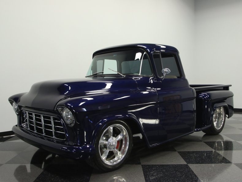 For Sale: 1955 Chevrolet 1/2 Ton Pickup