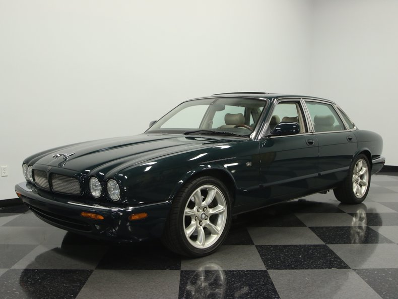 For Sale: 2001 Jaguar XJR