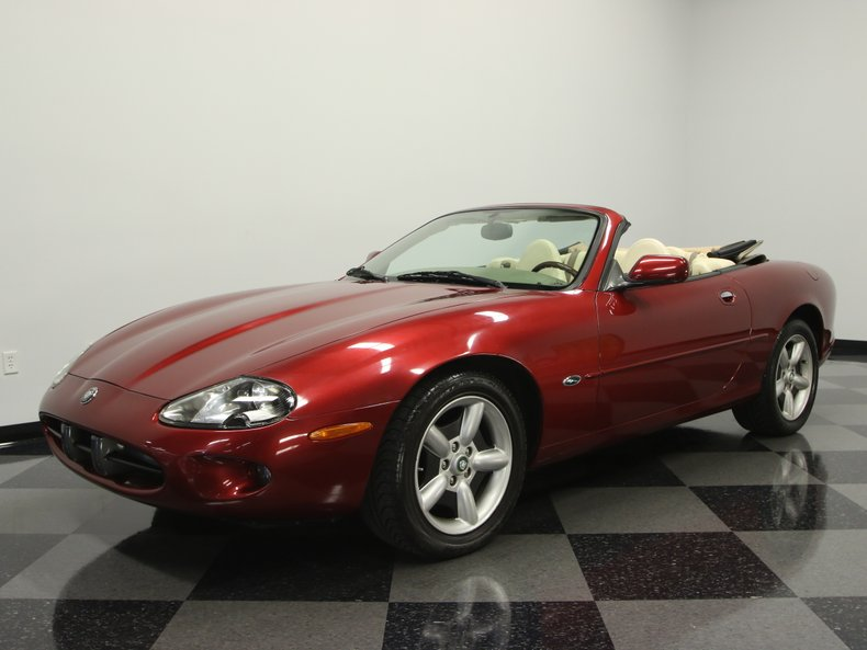For Sale: 1997 Jaguar XK8