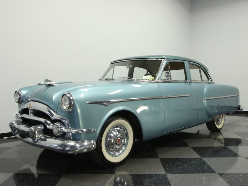 For Sale: 1953 Packard Clipper
