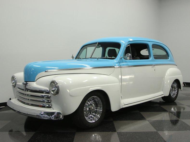 For Sale: 1948 Ford Sedan