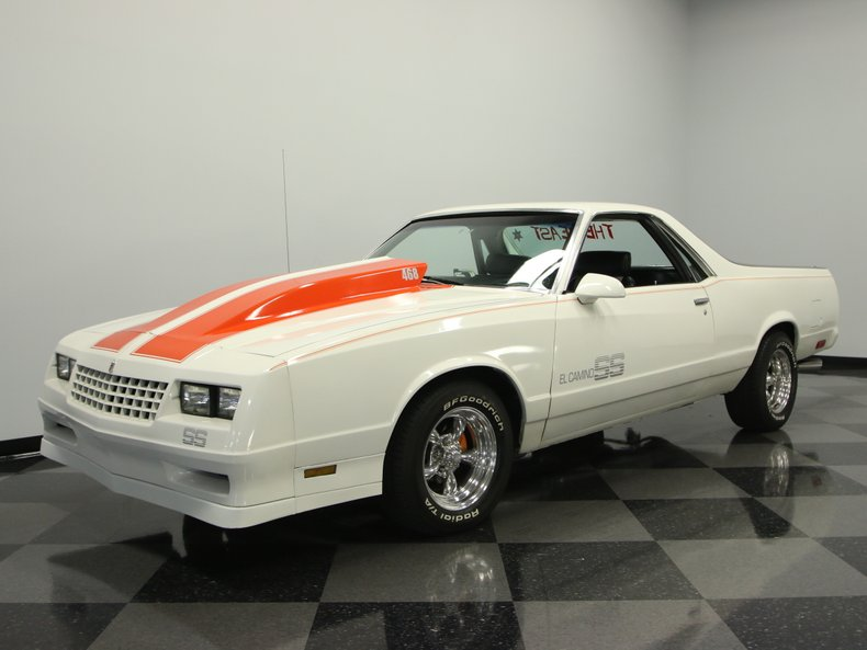 For Sale: 1983 Chevrolet El Camino