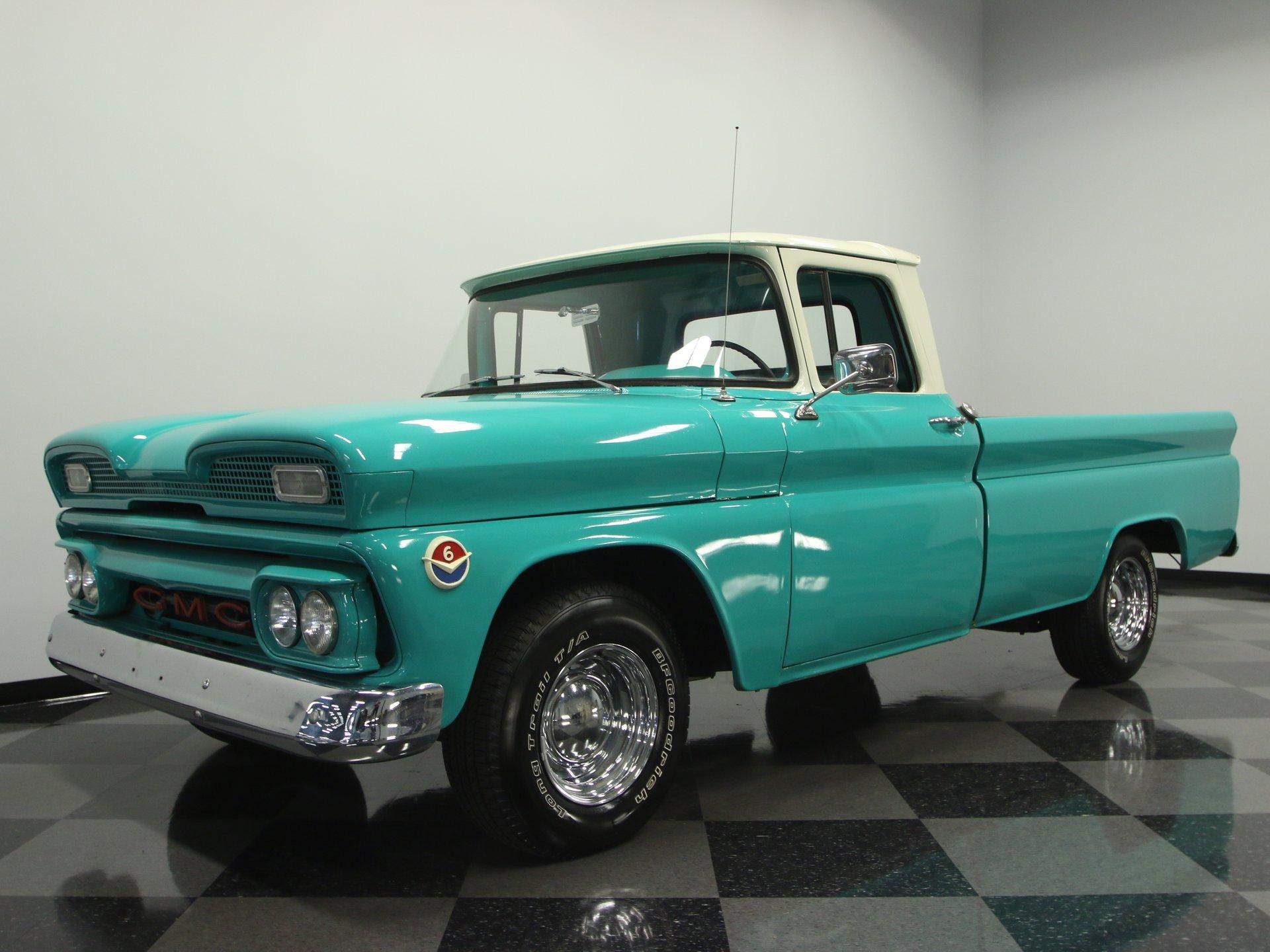 1961 gmc c10
