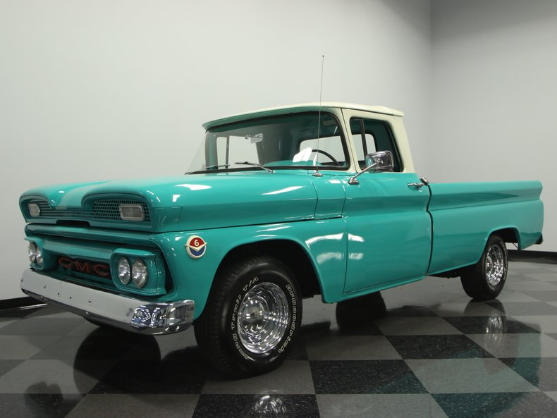 For Sale: 1961 GMC C10