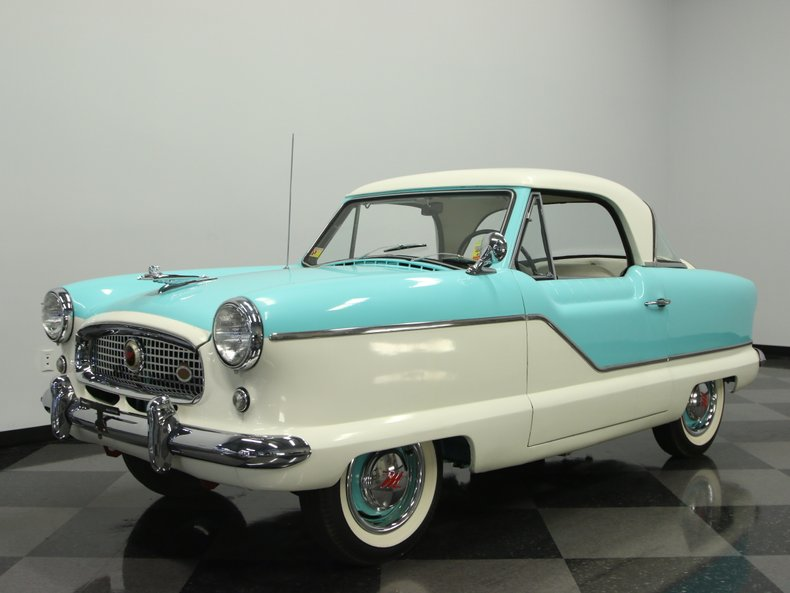 For Sale: 1962 Nash Metropolitan