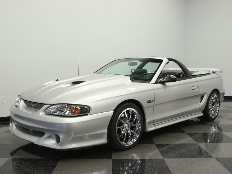 For Sale: 1998 Ford Mustang