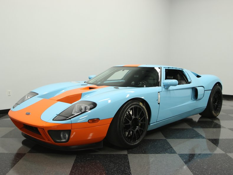 Email Us About This  Ford Gt