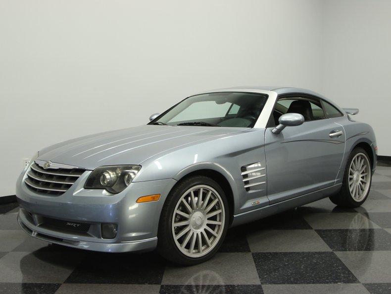 For Sale: 2005 Chrysler Crossfire SRT