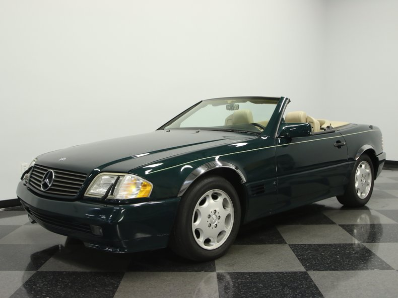 For Sale: 1995 Mercedes-Benz SL500