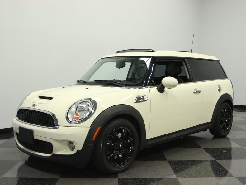 For Sale: 2009 Mini Clubman