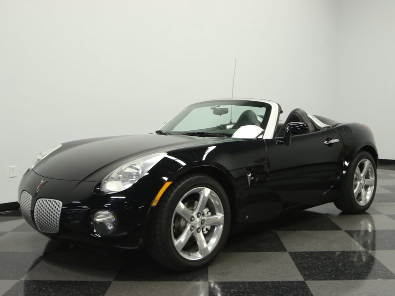 For Sale: 2006 Pontiac Solstice