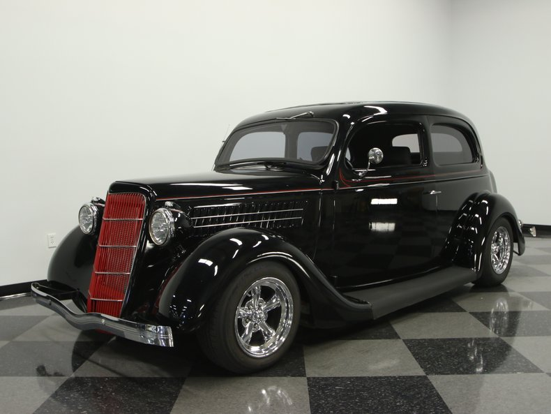 For Sale: 1935 Ford Humpback