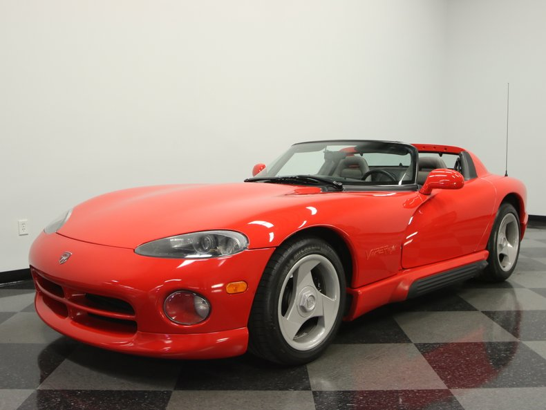 For Sale: 1993 Dodge Viper