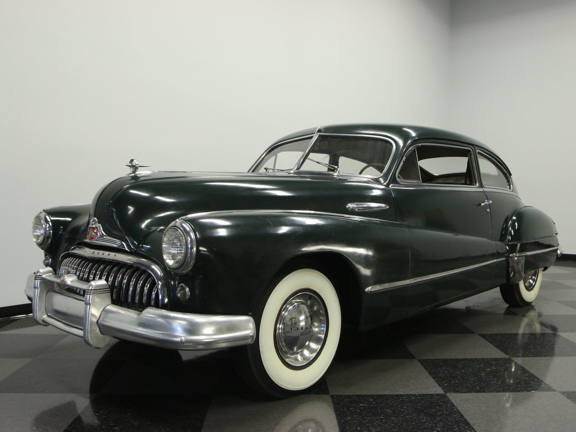 1948 buick super sedanette