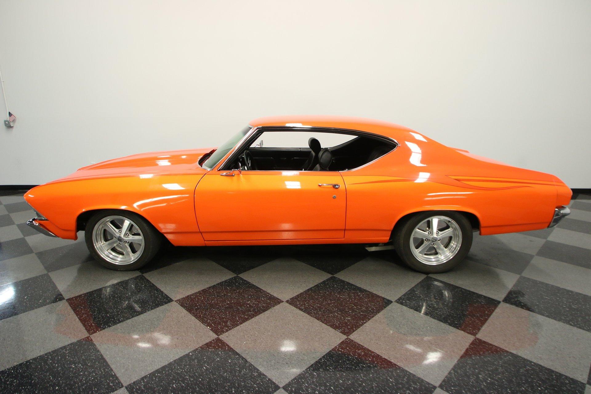 1969 chevrolet chevelle ss 396 clone