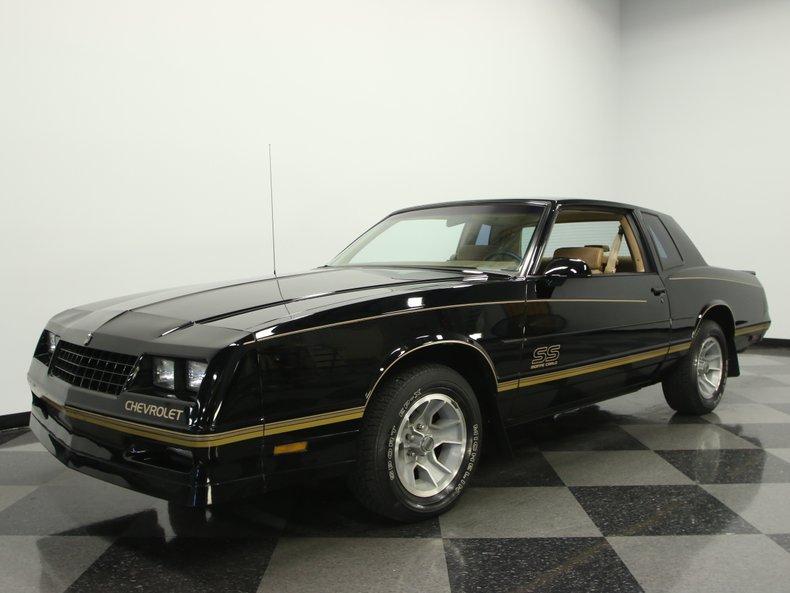 For Sale: 1987 Chevrolet Monte Carlo