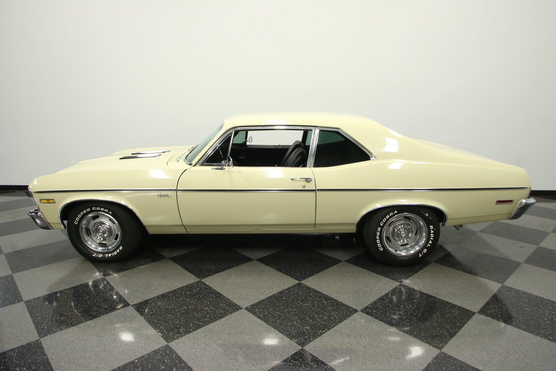 1971 chevrolet nova ss 396