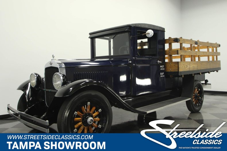 For Sale: 1929 Fargo Stake Bed