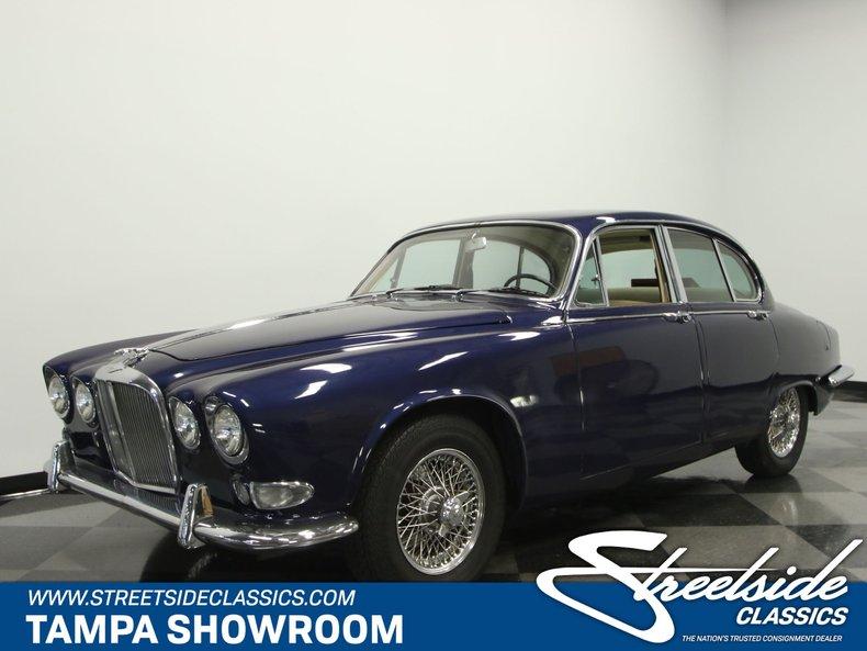 For Sale: 1967 Jaguar 420