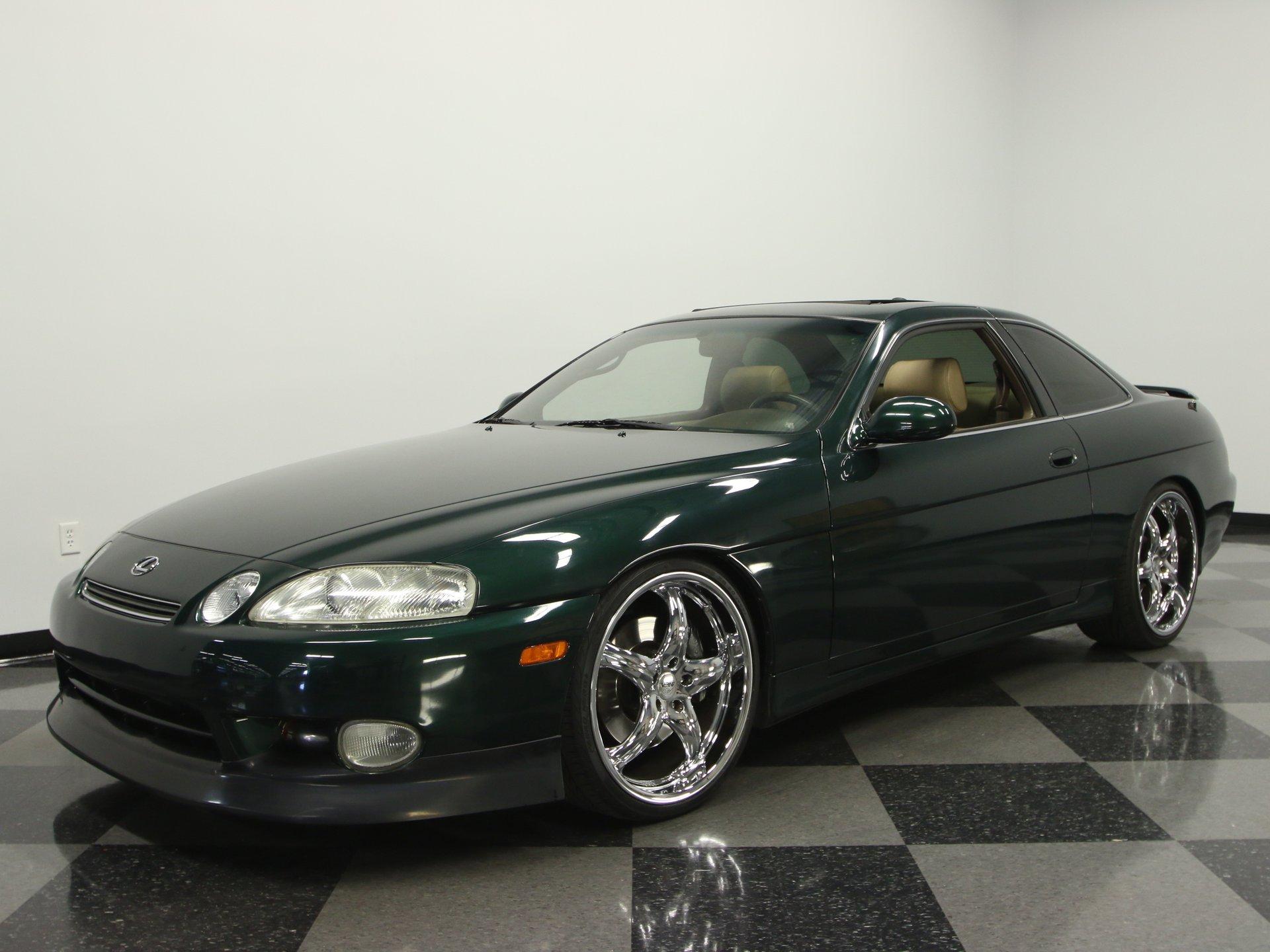 1998 lexus sc 300 turbo