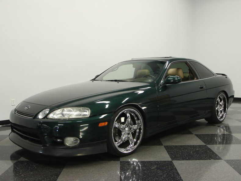 For Sale: 1998 Lexus SC 300