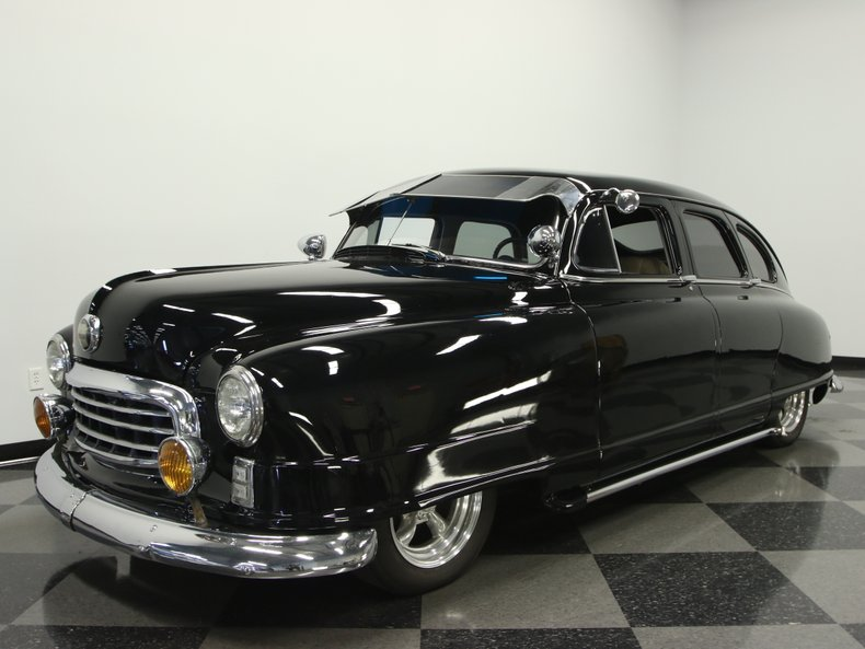 For Sale: 1950 Nash Airflyte