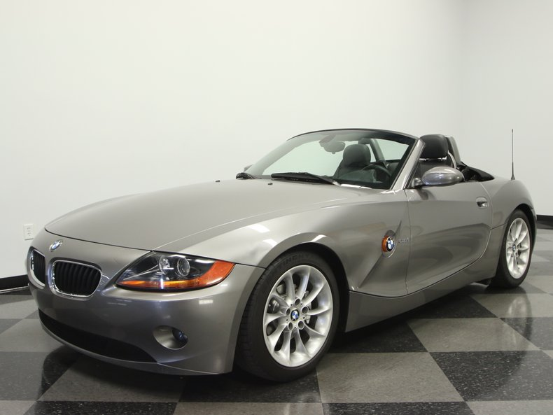 For Sale: 2004 BMW Z4 2.5I