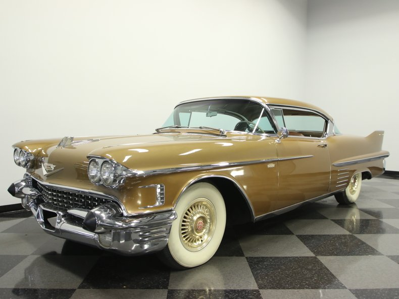 For Sale: 1958 Cadillac