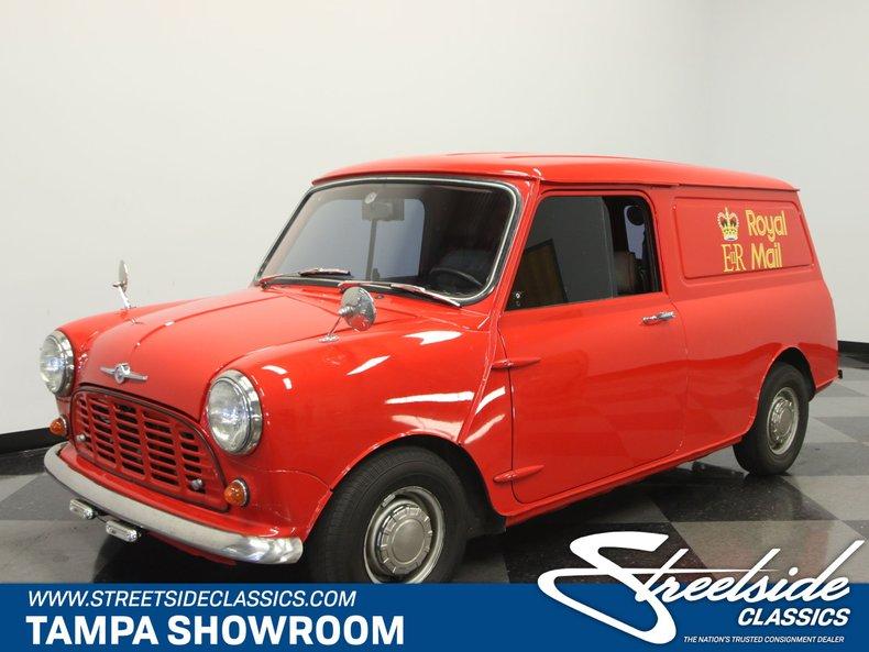 For Sale: 1966 Morris Mini