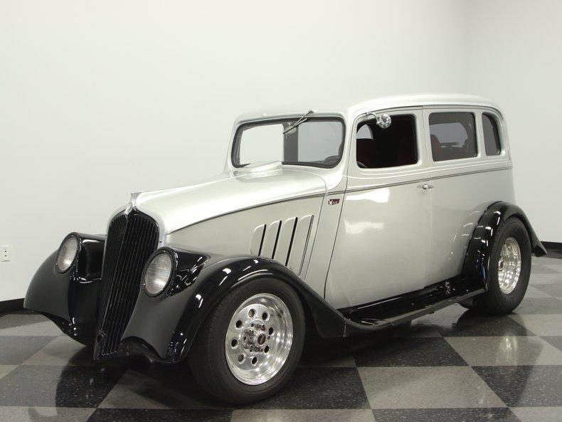 For Sale: 1933 Willys 2 Door Sedan