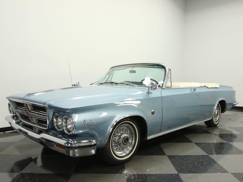 For Sale: 1964 Chrysler 300K