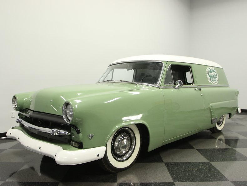 For Sale: 1953 Ford Courier