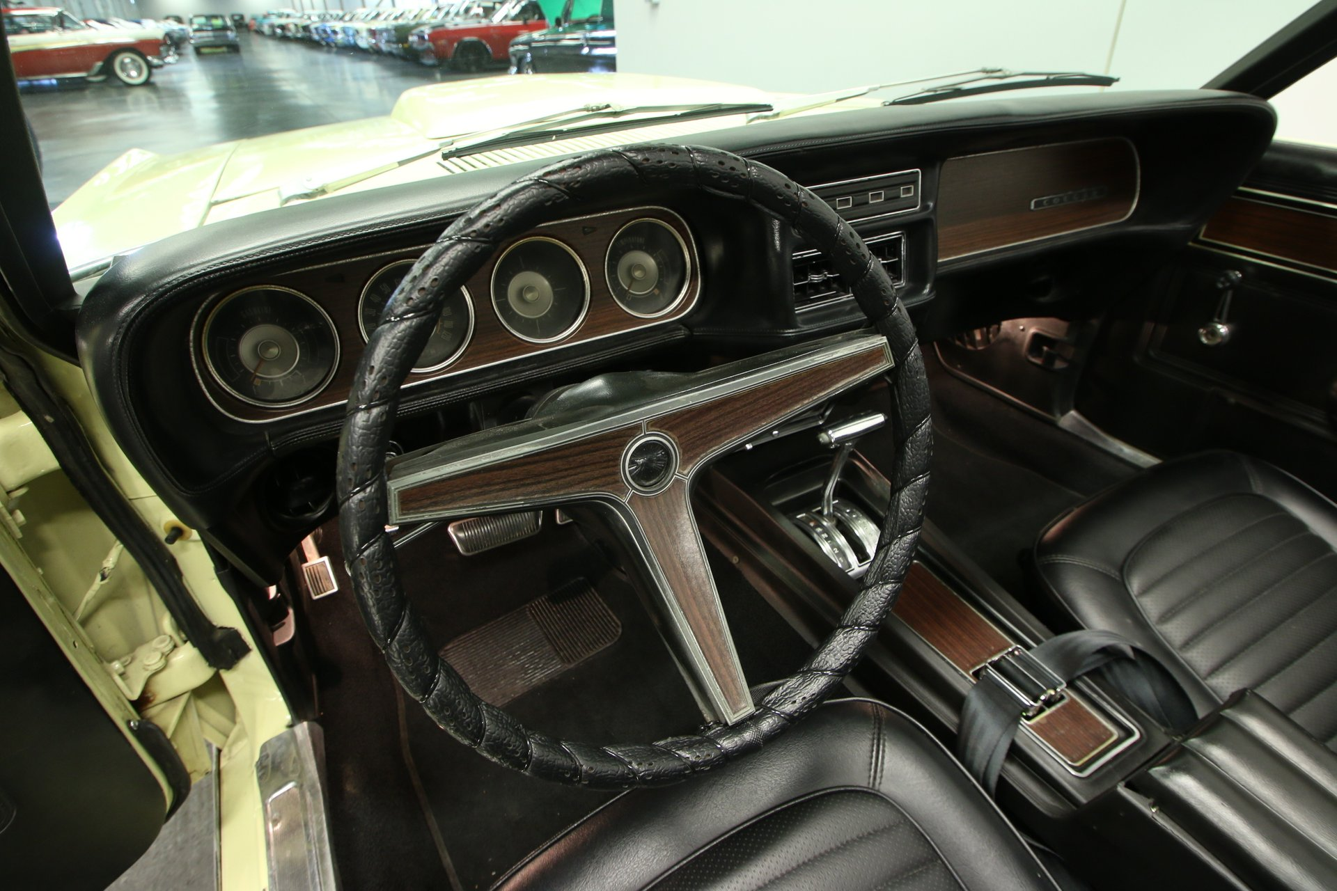 1969 mercury cougar streetside classics the nation\u0027s trusted1969 Mercury Cougar Console #10
