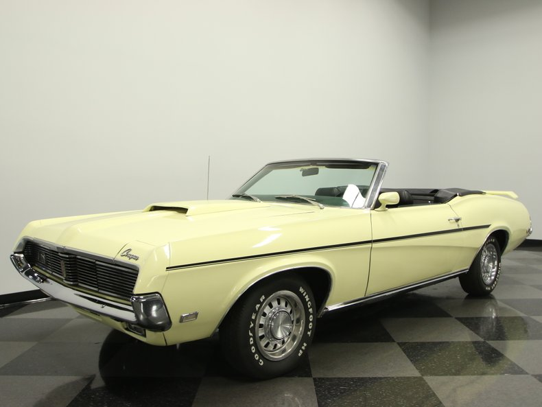 For Sale: 1969 Mercury Cougar
