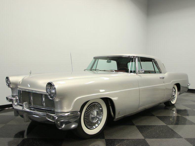 For Sale: 1957 Lincoln Continental