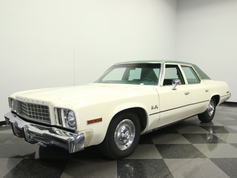 For Sale: 1977 Plymouth Gran Fury