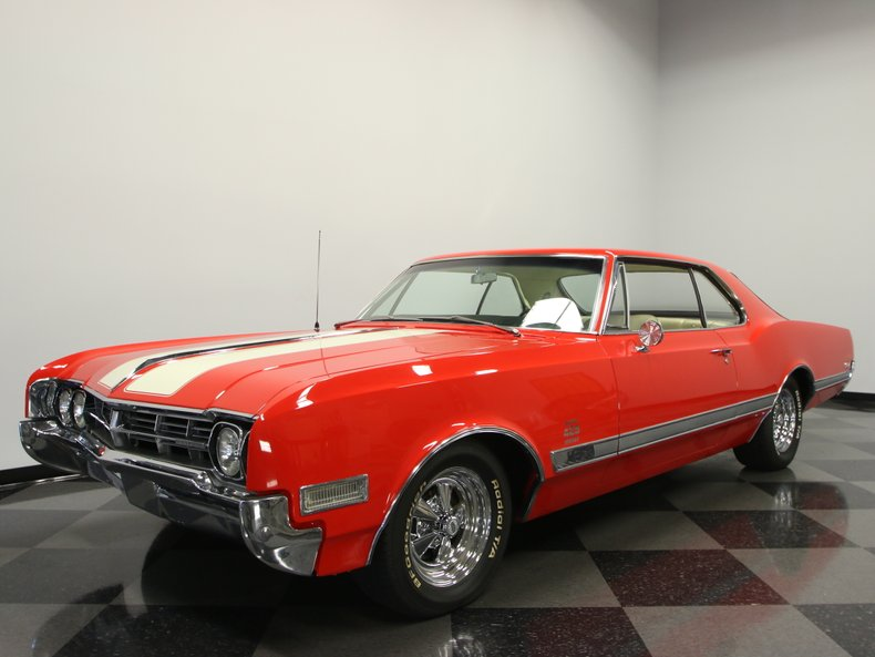 For Sale: 1966 Oldsmobile Starfire