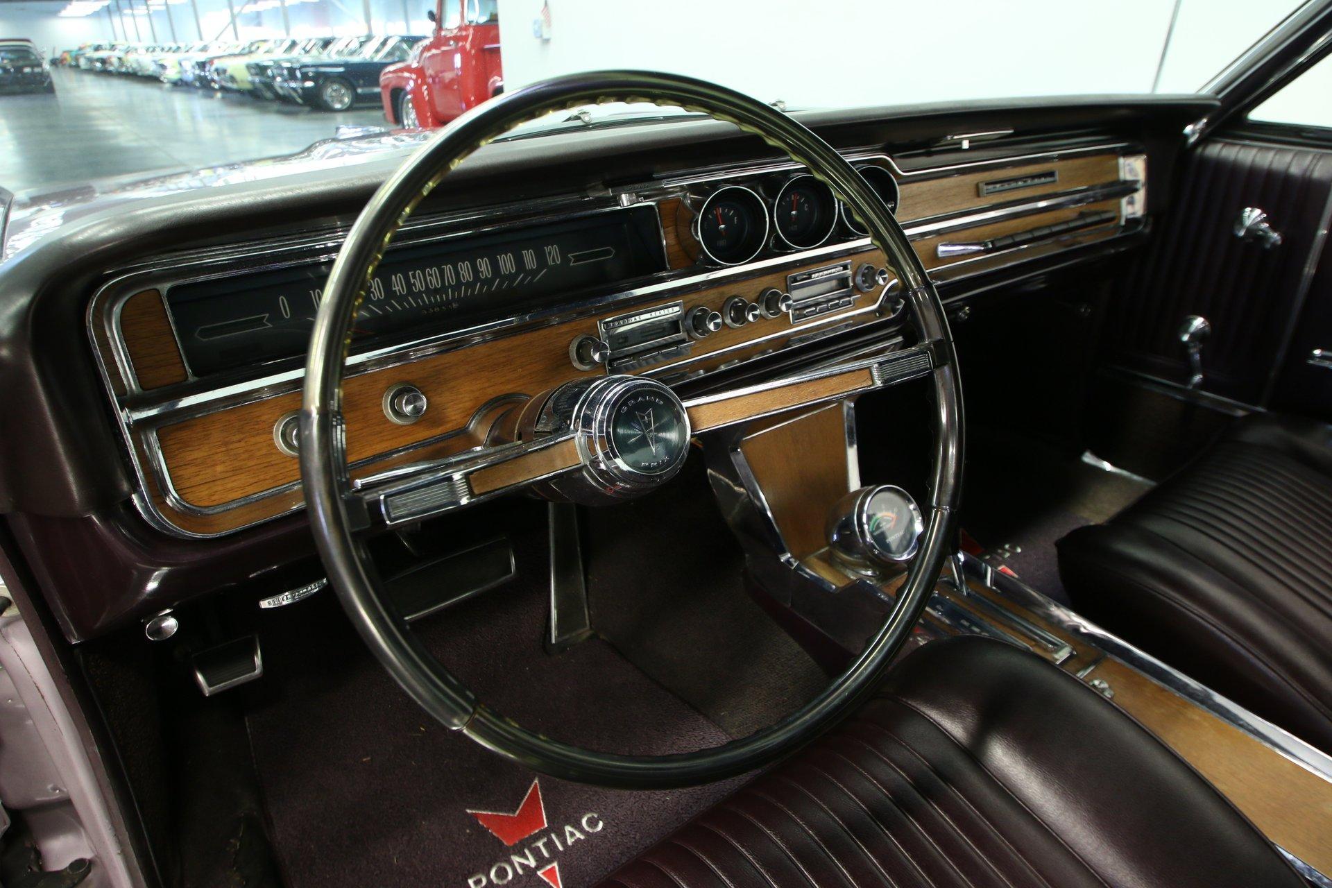 1965 Pontiac Grand Prix Classic Cars For Sale Streetside Classics The Nation S 1 Consignment Dealer