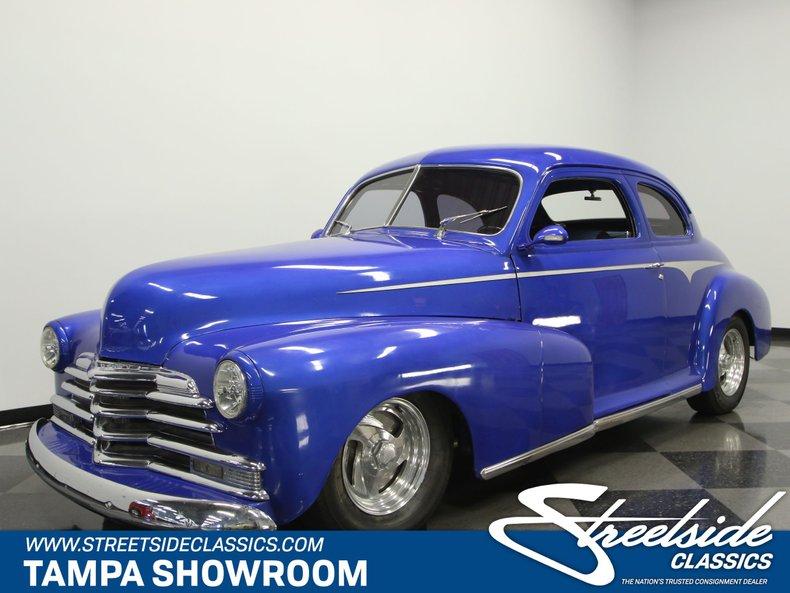 For Sale: 1948 Chevrolet FleetMaster